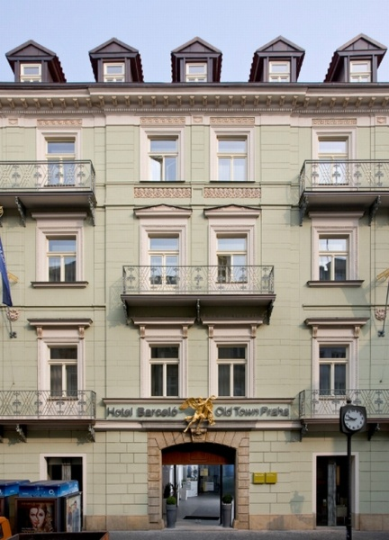 Barcel old town praha hotel old town prague 1 mary 39 s for Hotels in prague old town