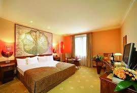 Crowne Plaza Prague Castle*****
