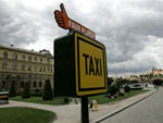 """TAXI Fair place"" in Prague"