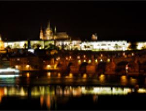 PRAGUE BY NIGHT WITH DINNER + sightseeing