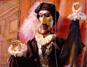 NATIONAL MARIONETTE THEATRE - Don Giovanni