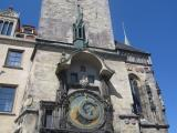 Astronomical clock at Old Town Square